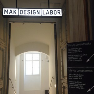 Exhibition Sunday #MAK #ViennaBiennale #FutureLights #HumanCondition MAK - Austrian Museum of Applied Arts / Contemporary Art