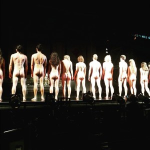 One of the most magical performances ever. Choreography: Doris Uhlich #naked #ImPulsTanz #openingperformance ...