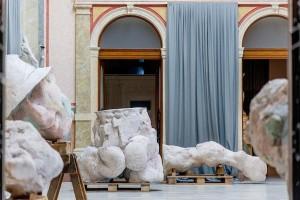 Gigantentreffen in #Baden: #MarkusLüpertz und #ArnulfRainer im @Museum_Rainer #Kunst