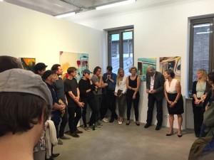 LOFT 8 – Galerie in der Brotfabrik SCHLAWIENER Group Exhibitions Ausstellung: 26. Juni - 1. August 2015