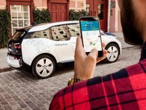 Urbane Mobilität. Der BMW i3 ist jetzt auch bei DriveNow verfügbar. #emobility