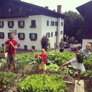 #derseehof #gemüse #garten #foodporn #bff #R120 #fancyplace #goodmood #goldeggamsee