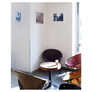 If you pass by at Café Jonas Reindl in Vienna, have a look inside. You'll get some...