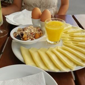 Frühstück Café Jelinek