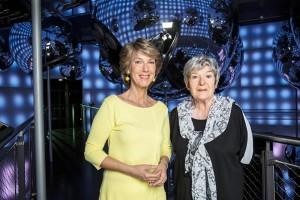 Elisabeth Orth im Gespräch mit Barbara Rett um 20.15 Uhr in ORF III #kulturwerk #stahlwelt