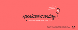 Speakout Monday by #openschoool next week! ►►