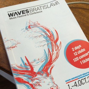 #KHBLAB at #wavesbratislava? Oh, yes!