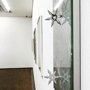Scharfe #Kunst wird heute bei uns versteigert - bei der #YoungArtAuction! Iv Toshain | Star Dust |...