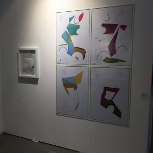 #viennacontemporary #ArtelierContemporary #installshot #heimozobernig #tobiasrehberger