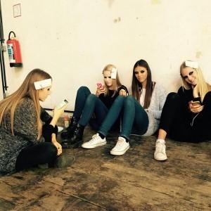 The quiet before the fashion storm 💥🎈💃🏻! #austrian_fashion_association #AFAjury #semperdepot #afa2015 #austrianfashionawards Semperdepot