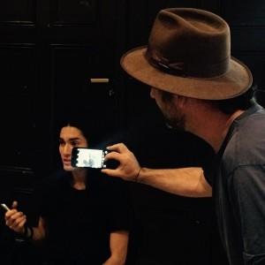 Shooting faces 📷 #austrian_fashion_association #AFAjury #semperdepot #afa2015 Semperdepot