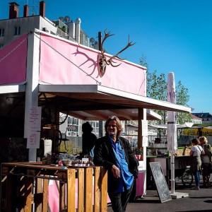 #HelgeTimmerberg Exit #16erBlech Biorama Fair Fair