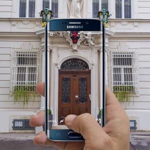 #Samsung #GalaxyS6edge trifft auf #Wien. | Part IV. #vienna #oldcity #potd #city #architecture #instamood