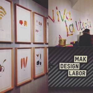 After Work im MAK - äußert empfehlenswert, und bis 27.10.15 noch die geniale und witzige Ausstellung von...