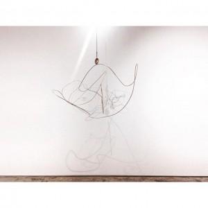 Einzelausstellung von Constantin Luser bei Hofstätter Projekte! @hofstaetter_art #hofstätterProjekte #constantinluser #wien #skulptur #kunst #artandsignature #collecteurs #artadvisor #mobilee...