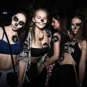 Med&Law - Halloween Special - Samstag @ Chaya Fuera! Gewinne 2x2 VIP Entry und 1 Flasche Vodka...