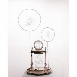 Constantin Luser - großartige Einzelausstellung bei Hofstätter Projekte ! @hofstaetter_art #hofstätterProjekte #constantinluser #Schiffsbruch #wien #skulptur #kunst #artandsignature...