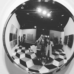#spiegelbild #viennafair #viennafair2015 #selfiesunday VIENNAFAIR