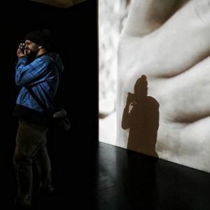 Im freiraum des Q21 im Museumswuartier findet noch bis 22.11.15 die Ausstellung