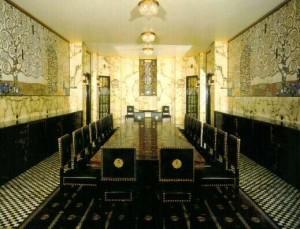 @Oniropolis dining room