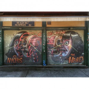 Nychos ( @nychos ) at Shutterland courated by Inoperable Gallery Vienna #streetart #vienna #austria #igersaustria #iphoneartists #iphoneonly...