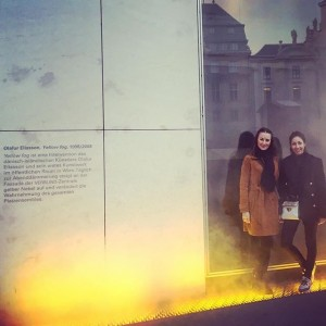 #olafureliasson #vienna #art #fog #installation #blurryvision #yellow #sunday
