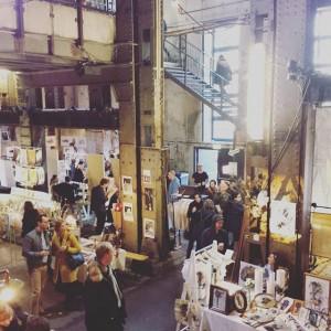#feschmarkt #2015#fesch#ottakringerbrauerei #design #art #interior #designclassics #vienna #city #wien #architecture #industrial #style#retro##loft# Feschmarkt @ Ottakringer Brauerei