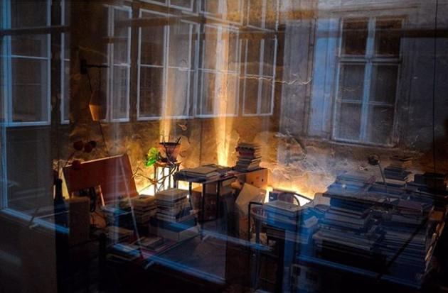 Bookworm sunday Lia Wolf - photo, design, fashion