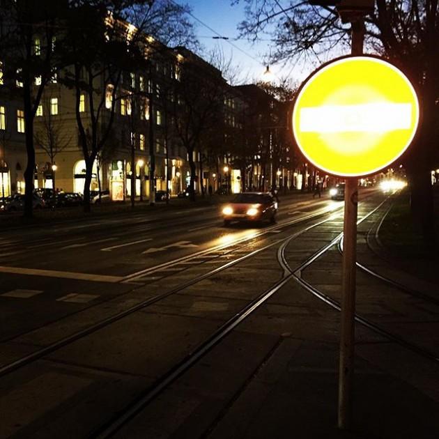 Through the Night #vienna_city #ringstrasse