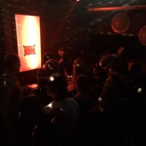 @trashtronics #azizlight #live #elektroland #halloween #vienna #elektrogönner #trashtronics