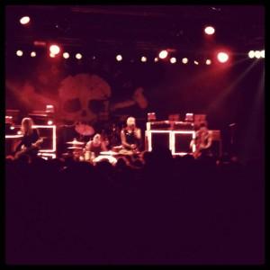 Tonight: #BackyardBabies in der #Arena. #Wien #Vienna #concert #Konzert #GoSweden ;) (hier: ARENA WIEN)