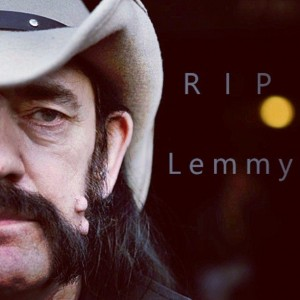 Legends never die…#lemmy #motörhead #lemmykilmister #hardrock #rip #legend #overkill