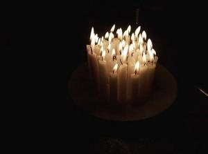 #abfackeln #candles #smellslikechristmas