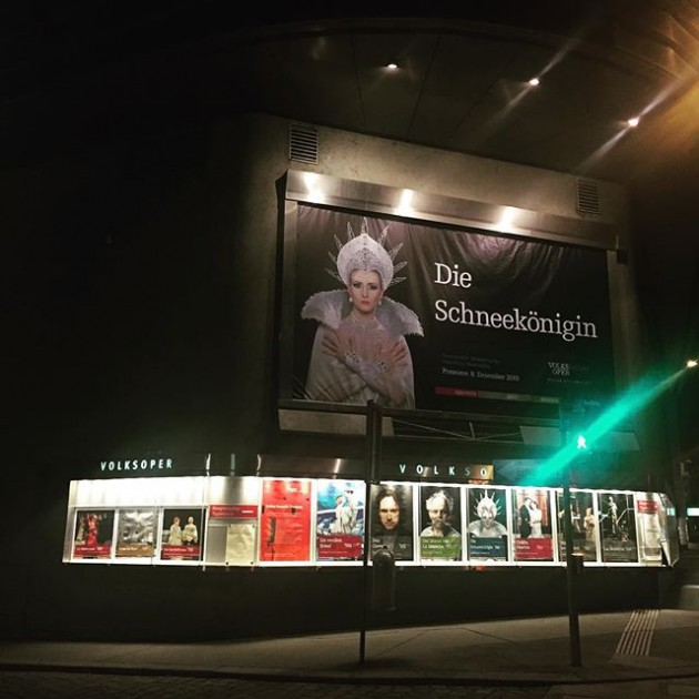 Die Schneekönigin ⛄️ Volksoper Wien