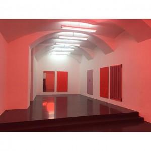 #emanuellayr #nickoberthaler #vienna #art Galerie Emanuel Layr