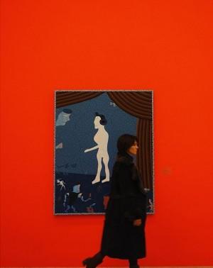 Se croiser Mumok musée d'Art Moderne de Vienne #artmoderne #mumok #musee #musée #modernart #vienne #autriche #igersfrance #museumsquartier...