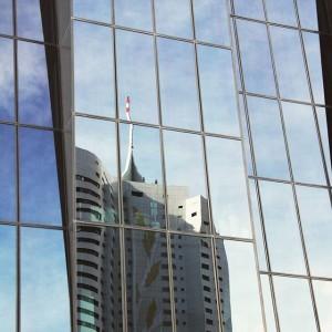 DC Tower in #wien #iloveaustria #discoveraustria #igersaustria #igersvienna #architecture