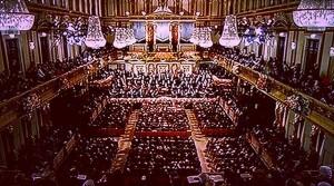 Buon inizio anno a tutti voi.... #concertodicapodanno2015 #wienerphilharmoniker