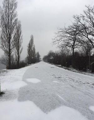 Ich liebe Schnee ❤️ #Vienna Vienna, Austria