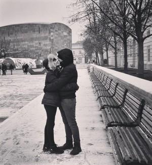 04.01.09 ~ 04.01.16 ❤️👫 #inlove #love #mylove #iloveyou #7annidinoi #trip #wien #vienna #austria #igers #igervienna #ig_wien #travel...