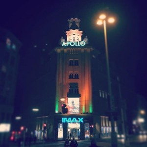 Feeling back in the #30s and #40s by looking at this #classic #cinema .. #architecture #vienna #7mm...