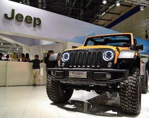 #Jeep #Wrangler #vas2015 #viennaautoshow #carlife #carspotting #carlifestyle #supercar #sportcar #streetcar #vienna #austria #dasiswien #wien #wienstagram ViennaAutoshow