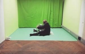 head&heart of gegenständliche malerei in Oasis - we will treat you good, installation and performance, Eva Hettmer,...