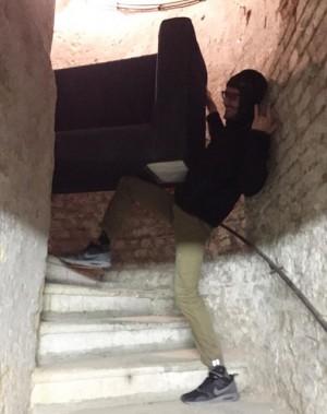 #skirl #sundaywork #burggasse98 #cellar