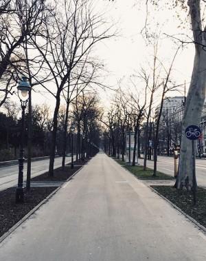 Such an uplifting outlook! 😁 #wien #vienna Stadtpark, Vienna
