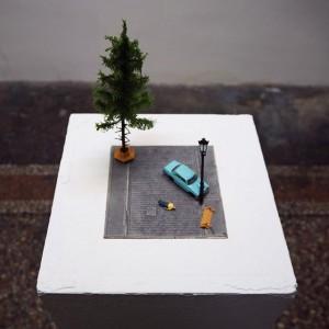 #miniature #tiny #tinyart #rundgang #rundgang2016 #bildende #akbild #vie #vienna #igersvienna #igersaustria #sosmall Academy of Fine Arts Vienna