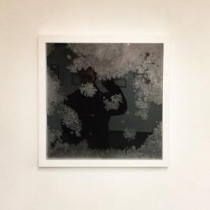 Permafrost #art #vienna #austria #contemporary #contemporaryart #gallery #gallerytour #mariannelang #etchingonglass Bäckerstrasse4-plattform für junge kunst