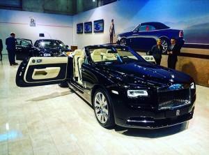 #viennaautoshow #auto #car #wien #vienna #city #lifestyle #rr #rollsroyce #igers #igersvienna #igworldclub #instacar #cars #carporn #messe #automobile...