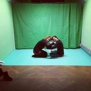 artist&friends, Oasis - we will treat you good, installation and performance, Eva Hettmer, 2016 #rundgang2016 #academyoffineartsvienna #wien...