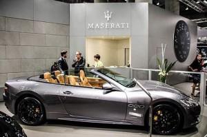 #maserati meets #viennaautoshow l wir freuen uns auf Euren Besuch in Halle C bis nur noch in...